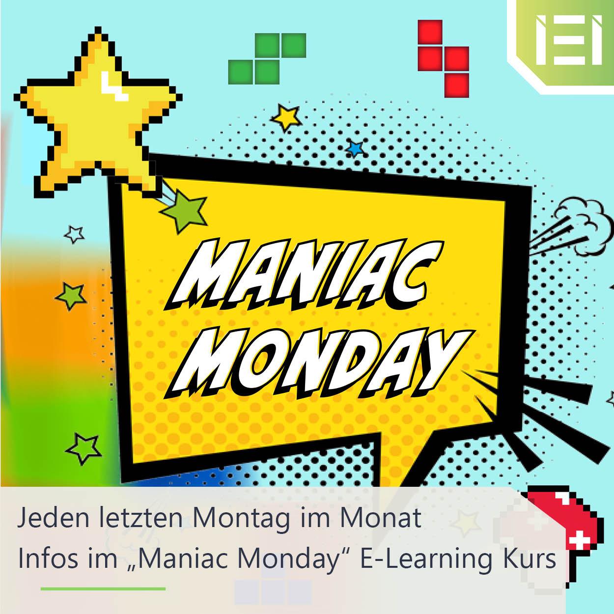 Maniac Monday