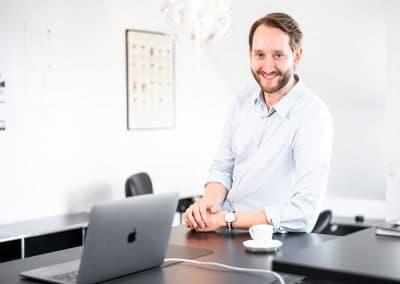 Daniel – Onlinemarketing Manager bei IF.DIGITAL