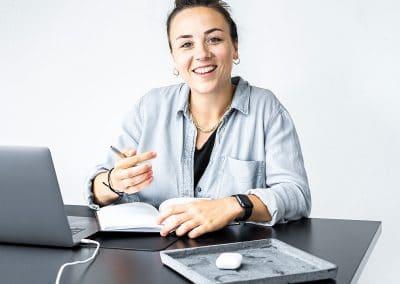 Alice – Onlinemarketing Manager bei IF.DIGITAL